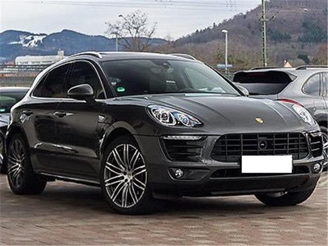 porsche macan occasion petites annonces de porsche macan vendre d 39 occasions. Black Bedroom Furniture Sets. Home Design Ideas