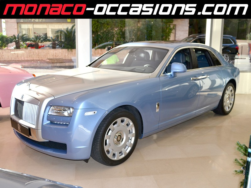 rolls royce ghost v12 6 6 570ch 2014 occasion monaco 98. Black Bedroom Furniture Sets. Home Design Ideas