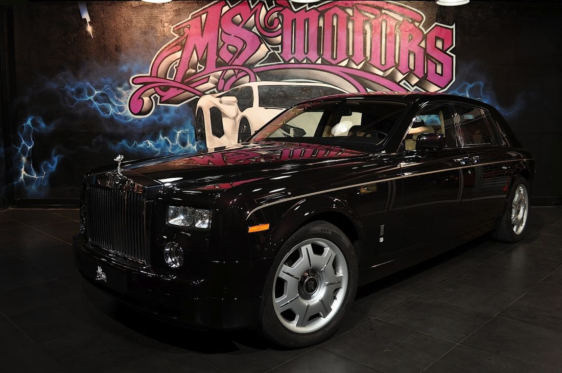 rolls royce phantom occasion. Black Bedroom Furniture Sets. Home Design Ideas
