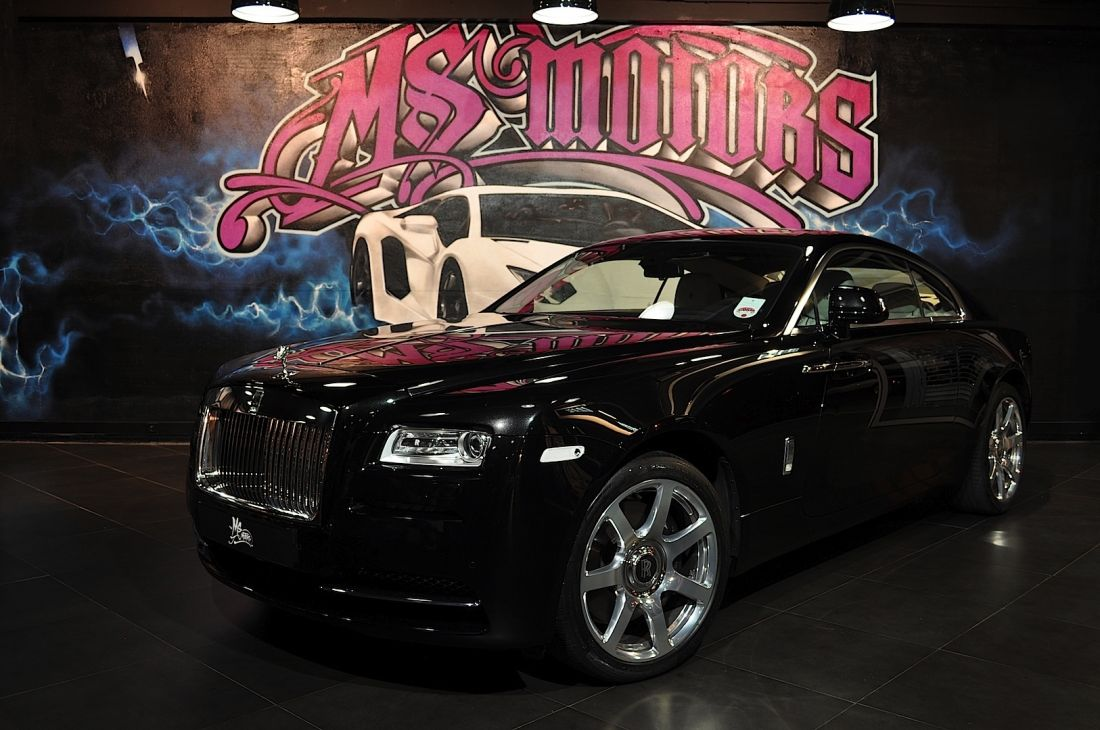 Rolls royce wraith occasion alpes maritimes 06 for Garage infiniti cannes
