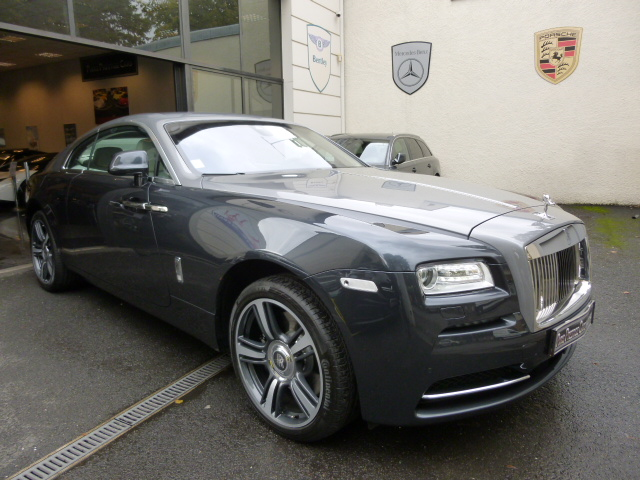 rolls royce wraith occasion paris 75. Black Bedroom Furniture Sets. Home Design Ideas